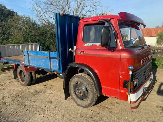 Ford Ford D 0607