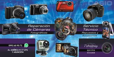 Reparación De Cámaras Fotográficas Digital : Fotoshop