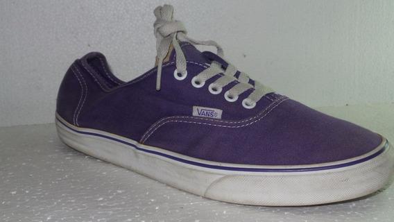 Zapatillas Vans Men Us11 - Arg 44 Usadas All Shoes