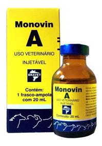 Monovin A Original 20ml Vitamina A, Crescer Cabelo Oferta