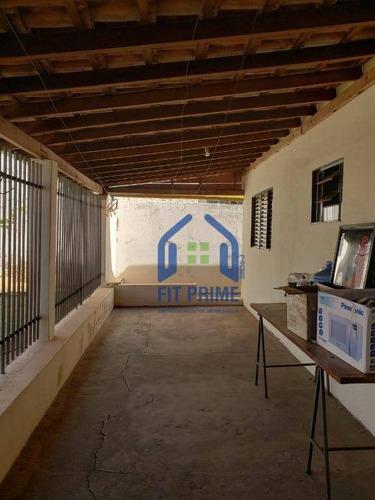 Casa Residencial À Venda, Parque Residencial Atlântica, São José Do Rio Preto. - Ca1845