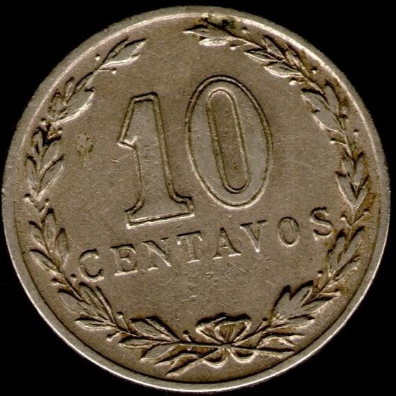 Spg Argentina 10 Centavos 1937