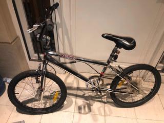 Bicicleta Mbx Rodado 20 Con Rotor