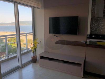 Apartamento Residencial Para Locação, José Menino, Santos - Ap3831. - Ap3831