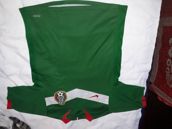 Camiseta Seleccion Mexico Mundial 2006 Nike Original M
