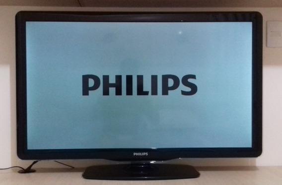 Tv Philips 40 Polegadas - Modelo 40pfl5615d-78