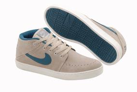 Tênis Skate Nike Sb Suketo Leather Mid + Frete Grátis