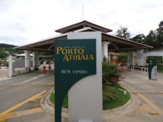 Terreno A Venda No Porto De Atibaia, Alto Padrão - Te00132 - 34123611