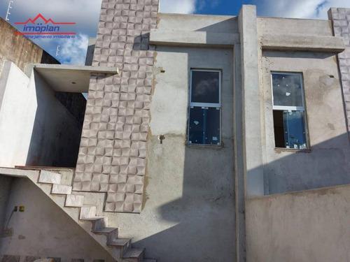 Imagem 1 de 13 de Casa Com 2 Dormitórios À Venda, 80 M² Por R$ 320.000,00 - Jardim Imperial - Atibaia/sp - Ca4653