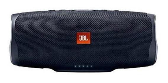 Caixa De Som Jbl Charge 4 Sem Fio Com Bluetooth Impermeavel