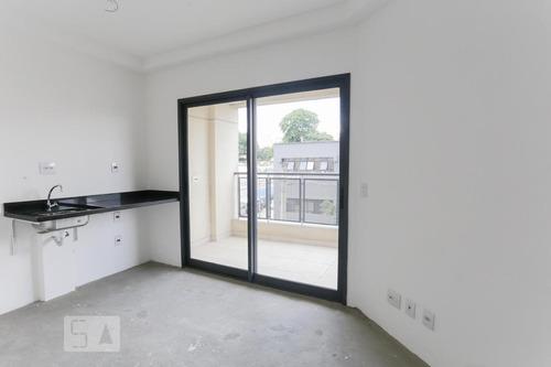 Apartamento À Venda - Pinheiros, 1 Quarto,  32 - S893035142