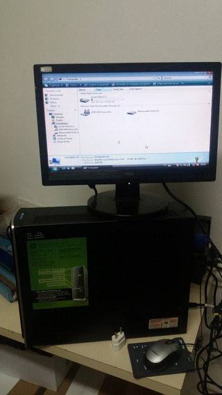 Pc Desktop Hp Pavilion Slimline S5120br