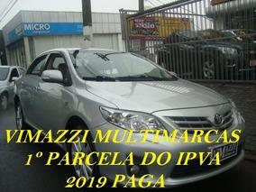 Toyota Corolla 2.0 Altis 16v Flex 4p Automático