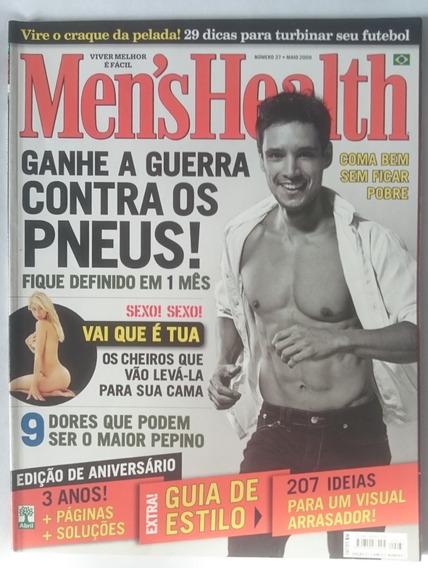 Revista Mens Health 37 - Maio 2009