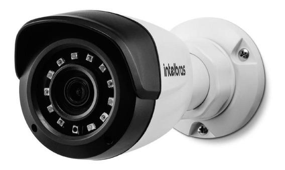 Câmera Intelbras Vmh 1220b Ir 3,6mm Hd 1080p 20mts Full