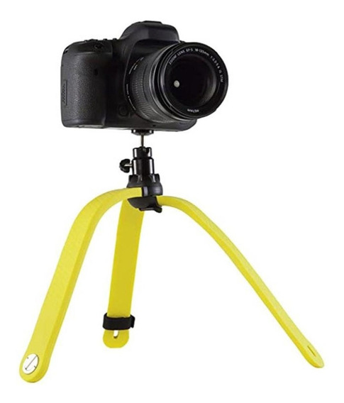 Tripé 3pod Super Duty E Selfie Stick Tripé Flexível