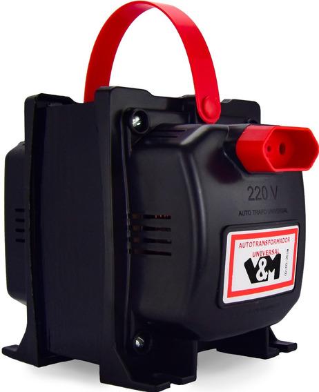 Transformador 6000va V&m Bivolt 110 220/220 110 Nota Fiscal
