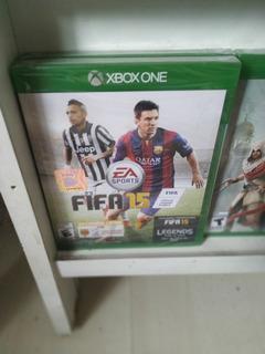 Super Oferta Fifa 15 Fisico Nuevo Y Sellado Xbox One