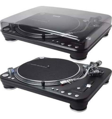 Toca Discos Pro Audio-technica At-lp1240-usbxp Direct-drive