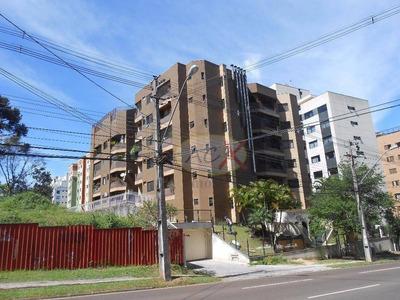 Apartamento Residencial À Venda, Bigorrilho, Curitiba. - Ap0173