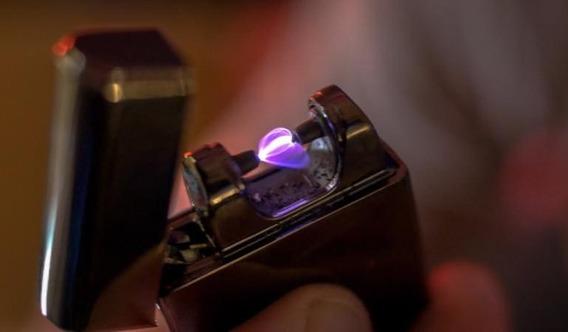 Plasma Encendedor Electrico Arc Usb Recargable Tipo Zippo