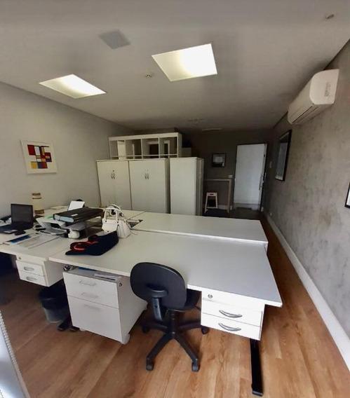 Sala Em Empresarial 18 Do Forte, Barueri/sp De 54m² À Venda Por R$ 350.000,00 - Sa334130