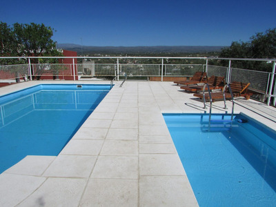 Alquilo Cabaña-duplex-casa Zona Carlos Paz -complejo-piletas