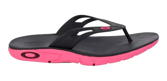 Chinelo Oakley Rest 2.0 Cores