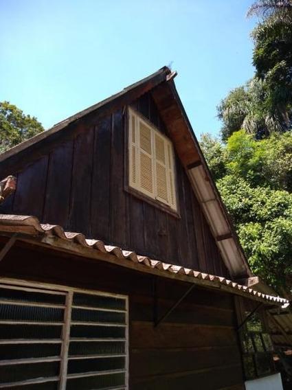 Chácara Para Venda Em Itapecerica Da Serra, Lagoa Da Prata, 3 Dormitórios, 1 Banheiro, 1 Vaga - 451