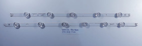 Barras De Led Lg 55lf5650 ( Par A + B )