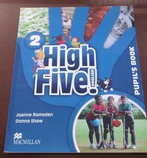 Libro High Five 2, Pupil