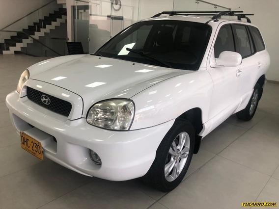 Hyundai Santa Fe Gls Aut. 2.7
