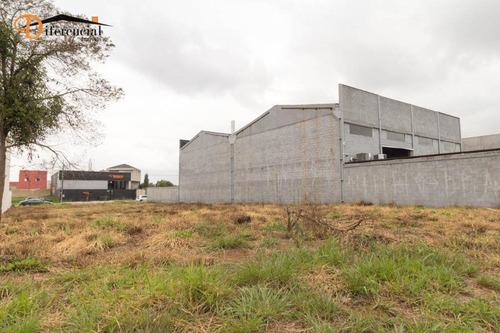 Terreno À Venda, 600 M² Por R$ 720.000,00 - Cidade Industrial - Curitiba/pr - Te0171