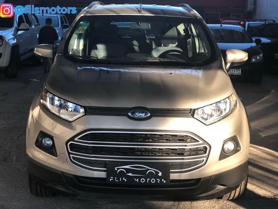 Ford Ecosport 1.6 Se L/n Mod15 U$s7.000
