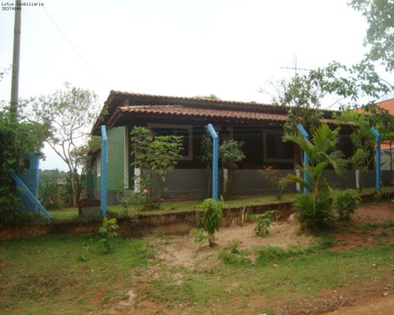 Chácara Em Floresta, Jaguariúna/sp De 170m² 3 Quartos À Venda Por R$ 350.000,00 - Ch463996