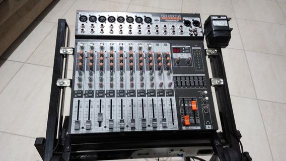 Soundcraft Sx1202fx 12 Canais - Menor Preço Do Ml