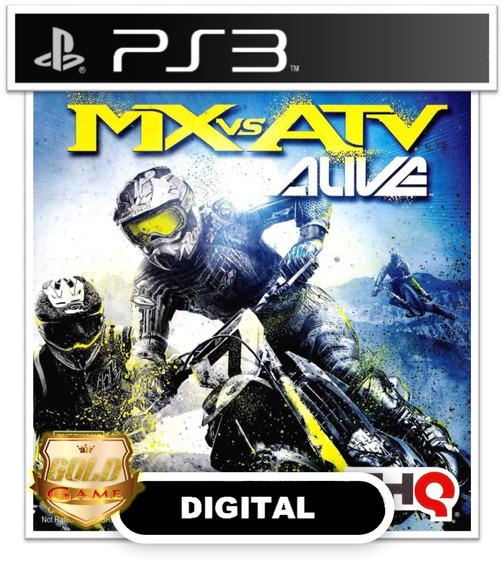 Mx Vs Atv Alive Ps3 Psn Digital Envio Rapido Jogos Baratos