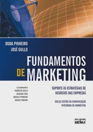 Livro Fundamentos De Marketing