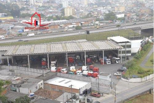 Galpão/pavilhão A Venda No Bairro Vila Nilo Em São Paulo - 1259-1