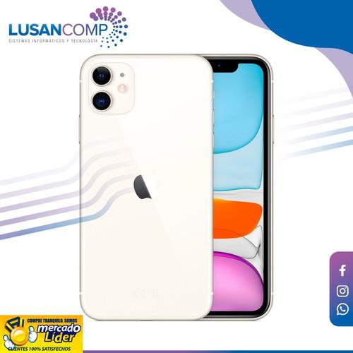 iPhone 11 128gb Blanco, iPhone 11 128gb White $789, Nuevo