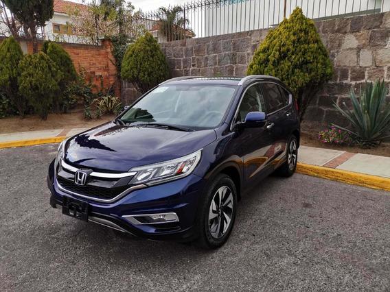 Honda Cr-v 2.4 Exl Navi Mt 2015