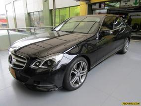 Mercedes Benz Clase E E200