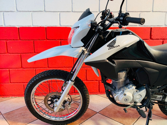 Honda Nxr 160 Bros Esdd - 2016 - Financiamos - Km 6.000