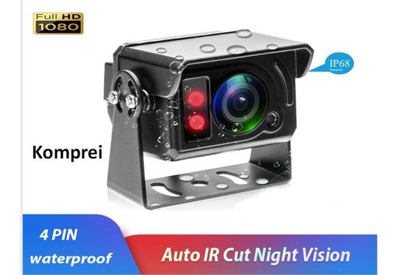 Filmadora E Câmera Para Van, Barco, Aeronave, Ônibus, Caminhão, Trator, Carro
