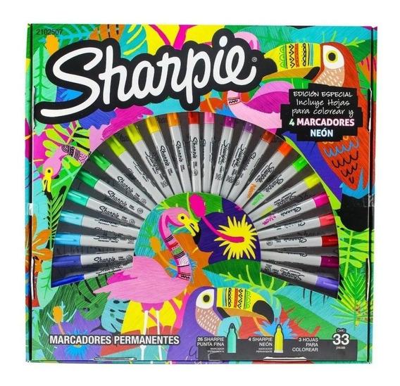 Marcador Sharpie Ruleta / Rueda X30