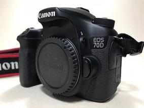 Canon 70d + Lente 50mm
