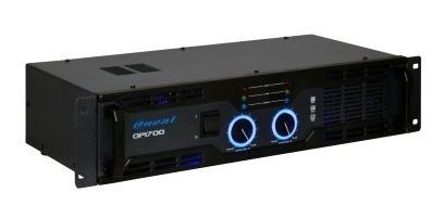 Amplificador Oneal Op 1700 220wrms C/ Nota E Garantia 1 Ano