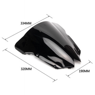 Windshield Humo Yamaha R6r 2008-2016
