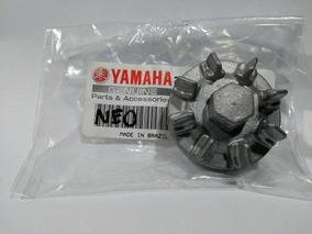 Tampa Drenagem Óleo Yamaha Neo Original +brinde