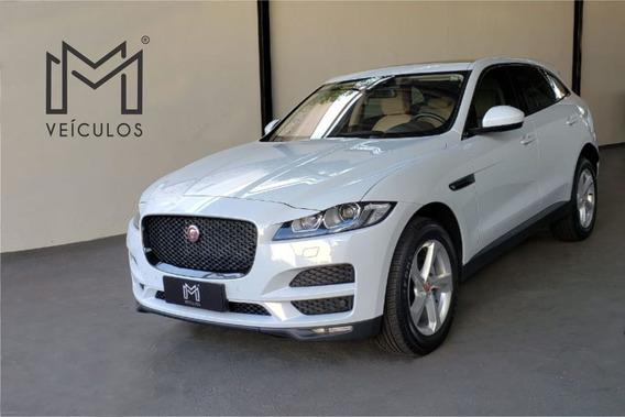 Jaguar F-pace Prestige Awd 2.0 Branco 2018